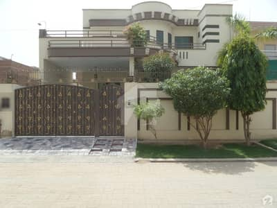 Double Story Beautiful Banglow For Sale At Aziz Yaqoob Town Okara