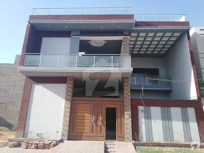 Kohsar General Public 240 Sq Yard Double Storey House With Car Parking