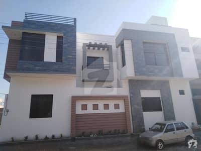 Kohsar Jarnal Public 155 Sq Yard Double Story 5 Rooms TV Lounge 6 Attach Bath