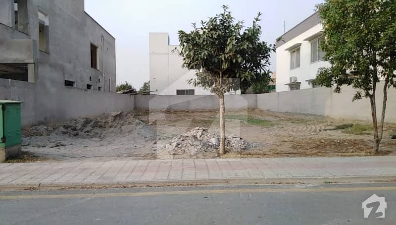 Investment Opportunity Residential Plot In Nishtar Block Bahria Town For Sale