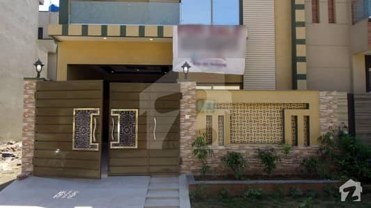 Brand New Triple Storey House Is Available For Sale At Pak Arab Society