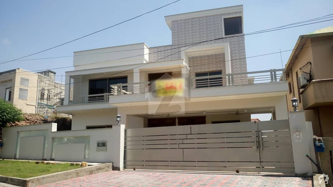 1 Kanal Brand Bew Double Unit House For Sale In Sector B Defence Phase 1
