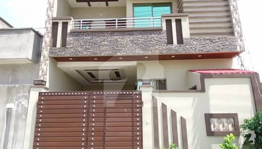 Brand New Double Storey 4 Marla House Is Available For Sale