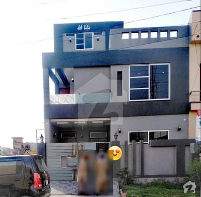 5 Marla Brand New House For Sale Ferozpur Road Lahore All Facilites Available