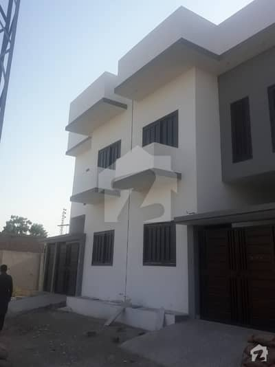 House For Sale  Double Story Marhaba City Main Bypass