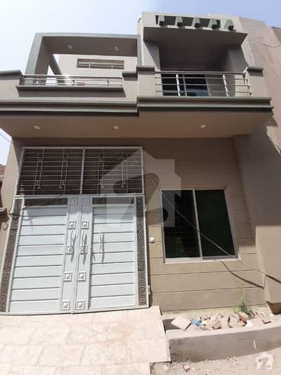 3. 5 Marla Brand New Executive Block House
