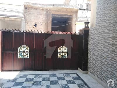 Double Storey House Is Available For Sale In Sahi Colony