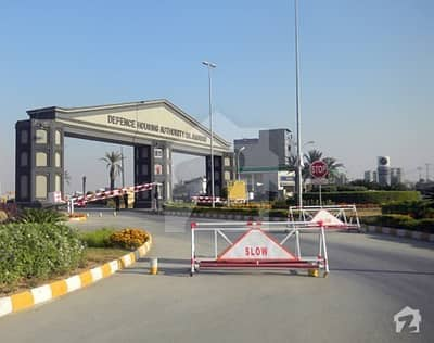 Very Very Urgent 8 Marla Plot For Sale In Dha Valley Sun Flower Block