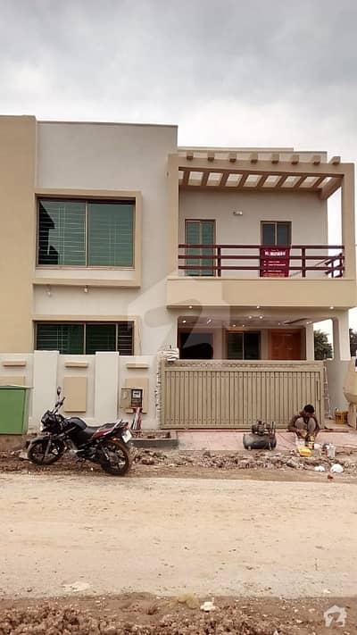 7 Marla House In Umar Block Bahria Phase 8 Corner Main Bulevard