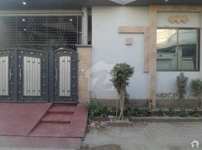 Double Storey Beautiful Corner House For Sale In Saad City Okara