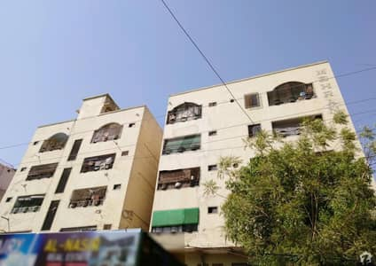 1080 Sq Feet 2nd Floor Flat Is Up For Sale In Latifabad Unit 6