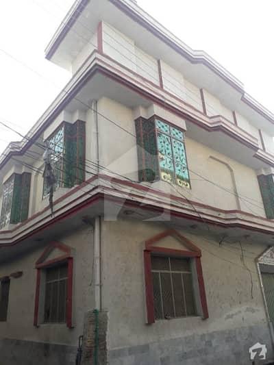 6 Marla House Dalazak Road Corporation Colony Near Faisal Colony