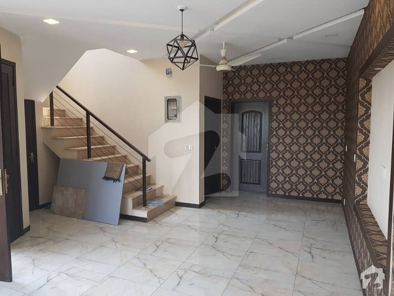 DHA Phase Seven 5 Marla Brand New Ideal House For Sale