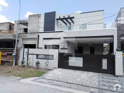 8 Marla Brand New House Is Available For Sale In B Block Of Divine Garden