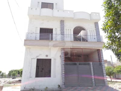 3. 5 Marla Triple Storey House For Sale