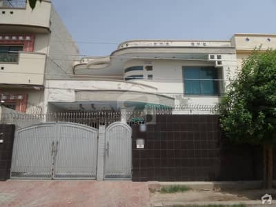 Double Storey Beautiful Bungalow For Sale At Aziz Yaqoob Town Okara