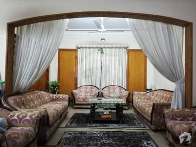 120 Sqyards Outclass Furnished West Open Banglow For Sale In  Navaid Banglows Gulistanejohar Block 17 Karachi