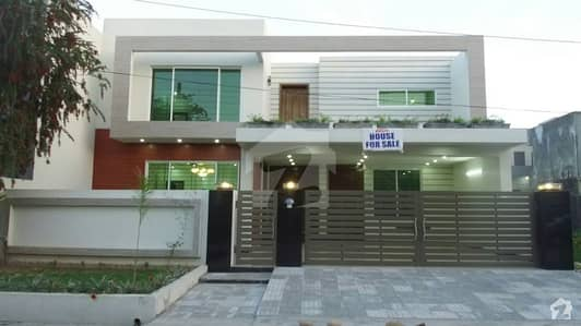 Brand New 16 Marla House Is Available For Sale In Sector F Soan Garden Islamabad