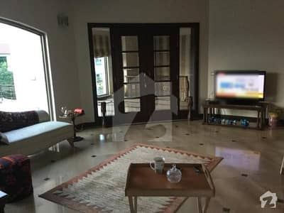 1 Kanal Semi Furnished Upper Portion For Rent In Phase 4