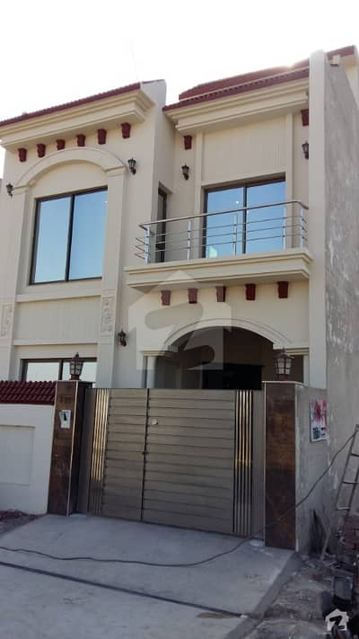 5 Marla House Newly Constructed Available For Rent
