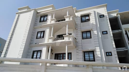 2nd Floor Flat Is Available For Sale In Brand New Building