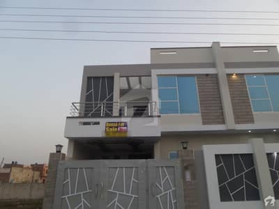 Double Storey Beautiful House For Sale At Al Raheem City Okara
