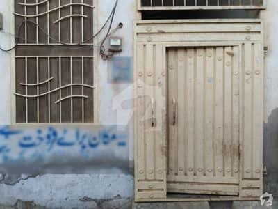 3. 5 Double Storey Marla House For Sale Usman E Ghani Rod Mahariya Colony