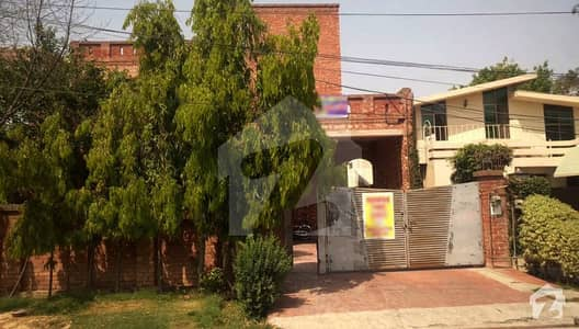 House For Sale In Model Town Lahore