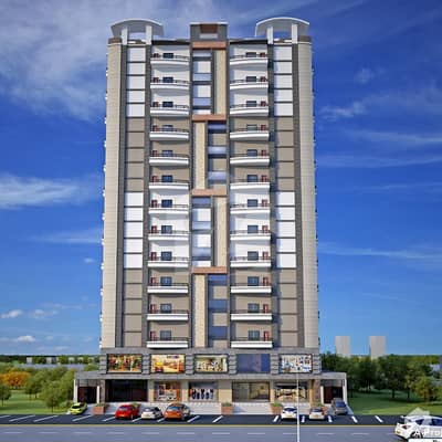 KPD Luxury Heights 3 Bed Flat For Sale