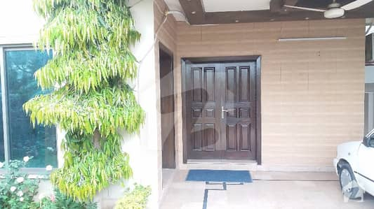 12 Marla Used Luxury House 4 Bed Single Unit For Sale