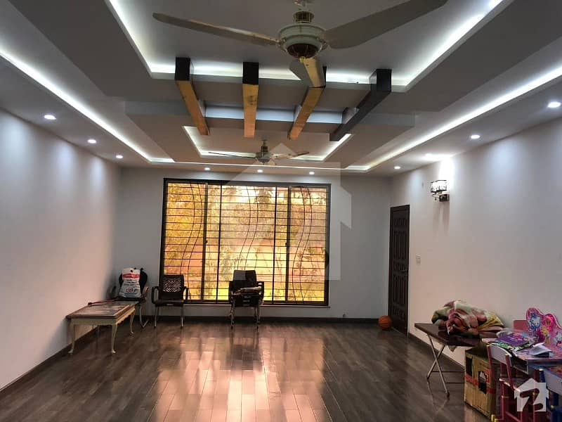 Kanal Double Storey Fully Furnished House Is Available For Sale