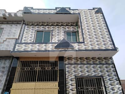 Double Storey New House Is Available For Sale In Block Z