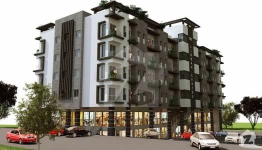 جناح گارڈنز فیز 1 جناح گارڈنز ایف ای سی ایچ ایس اسلام آباد میں 2 کمروں کا 5 مرلہ فلیٹ 52 لاکھ میں برائے فروخت۔