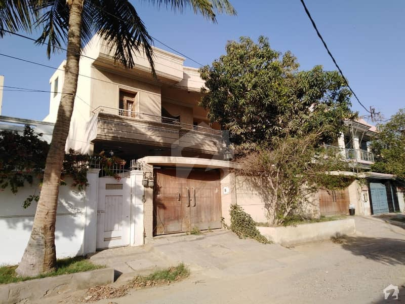 Ground + 1st Floor Leased House Is Available For Sale
