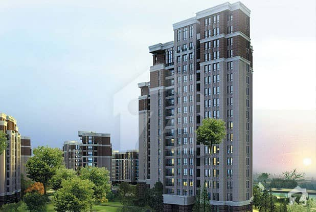 3 Bed Apartment No 308 Block F 1722 Square Feet On 3rd Floor Penta Square Dha Phase 5