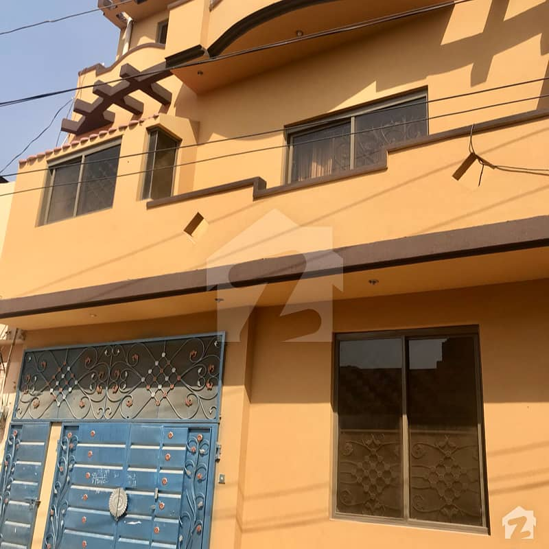 Beautiful House For Living Very Well Constructed Full Wall Sealing House Graphic Paint On Every Wall Ideal Location Of Lahore