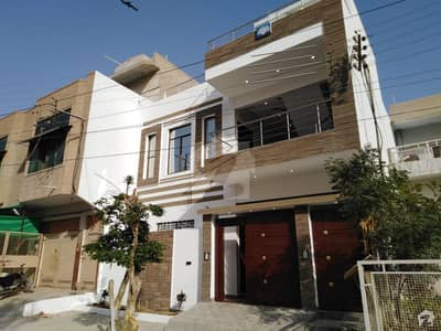 گلشنِ معمار - سیکٹر وائے گلشنِ معمار گداپ ٹاؤن کراچی میں 6 کمروں کا 8 مرلہ مکان 2.2 کروڑ میں برائے فروخت۔