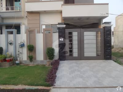 Double Storey Beautiful House For Sale at Green City Okara