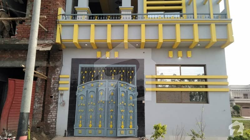 Brand New Double Storey Fully Furnished House Is Available For Sale