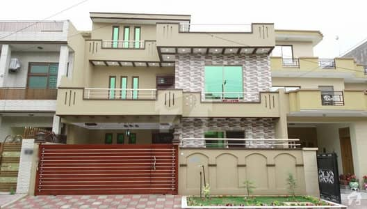 Brand New 14 Marla House Is Available For Sale In Block D PWD Housing Society Islamabad