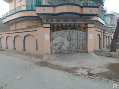 Double Storey Beautiful Corner Banglow For Sale at Faisal Colony Okara