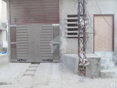 Single Story Beautiful Corner House For Sale At Government Colony Okara