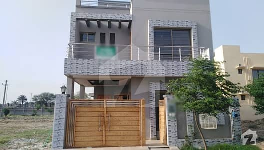 5 Marla Brand New House For Sale In DHA 11 Rhaber Block F Defence Road Lahore