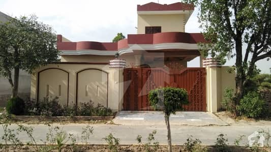 10 Marla Full Furnished House For Sale In SA Gardens