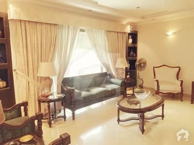 37 Marla Amazing Bungalow For Sale  Including 17 Marla Lush Green Lawn