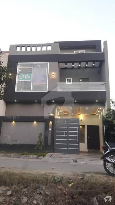 5 Marla Brand New House Luxurious House For Sale In Al Raheem Garden Phase 5