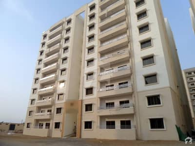 Top Floor West Open Flat For Sale In Askari 5 Malir Cantt