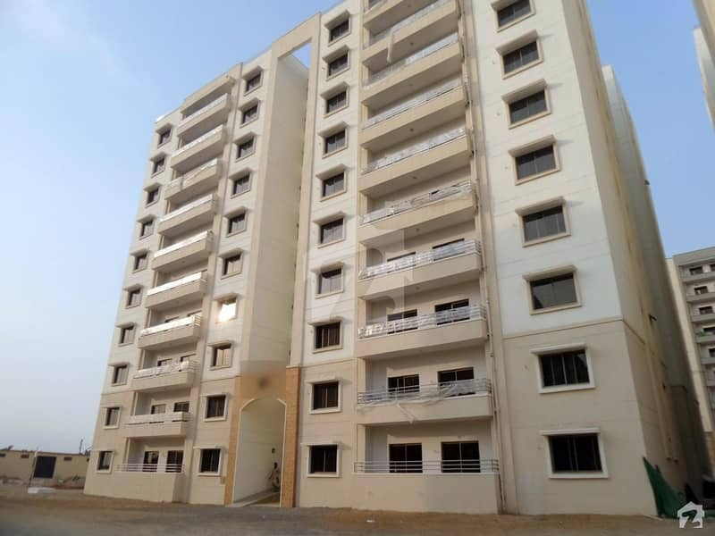 Top Floor West Open Flat For Sale In Askari 5 Malir Cantt