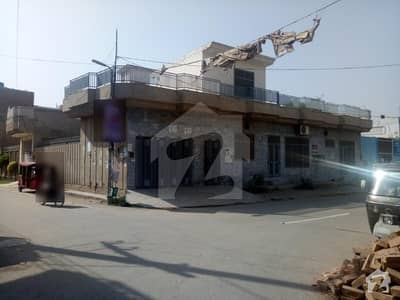 Walatabad Colony No 1 Prime Location Corner House For Sale