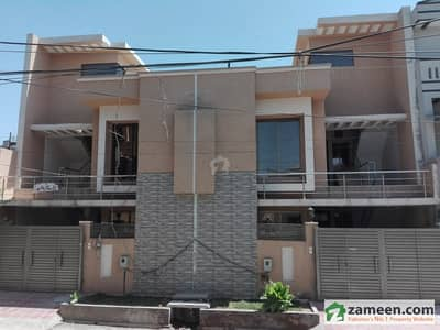 Brand New 5 Marla Double Unit House For Sale